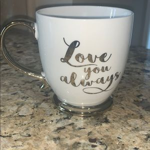 """Love you always"" Mug"